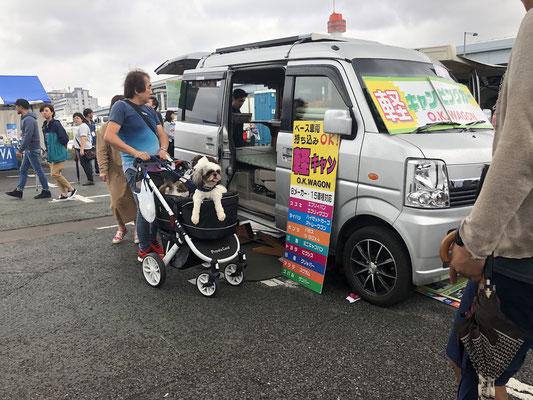 Odaiba Campingcar Fair 2019 - OK Wagon