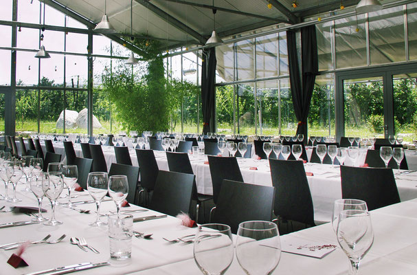 Glashaus Siggenweiler Catering