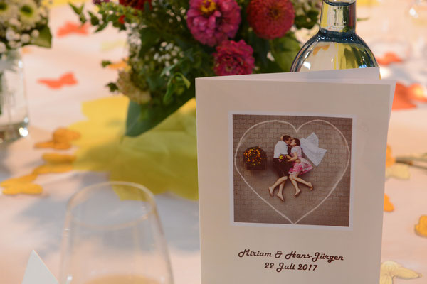 Hochzeitscatering in schönen Räumlichkeiten und wunderbaren Menüs
