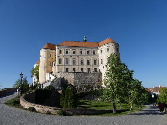 Burg von Mikulov