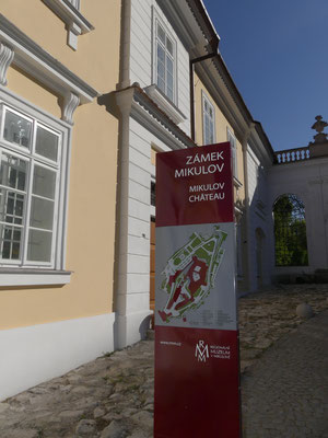 Mikulov - ein wunderschönes Städtchen
