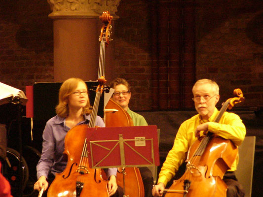 Ulrike Wittschen, Gudrun Schnellbacher, Michael Zachow – Photo © Falk Wiederhold