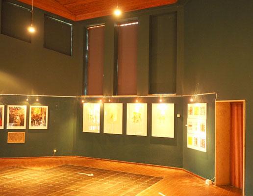 Oktogon Hitzacker, Galerie, Kunstausstellung Grenzgänge