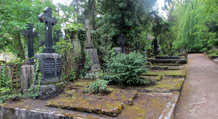 Dienstag: Historischer Friedhof von Weimar