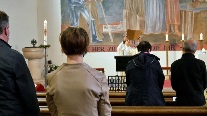 Sonntagsmesse: Evangelium