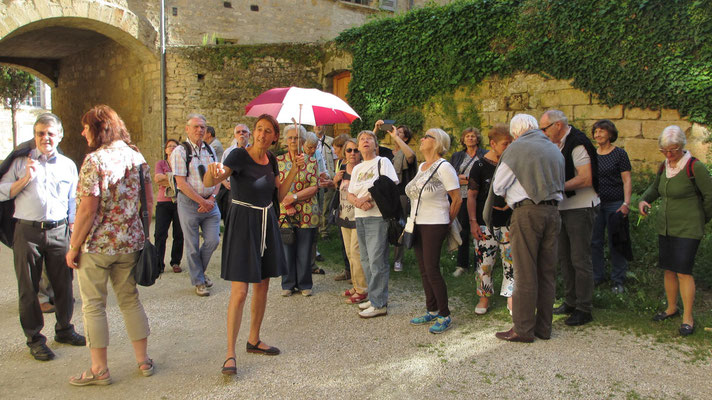 Montag: Sarlat-le-Caneda Stadtrundgang (3 von 3)