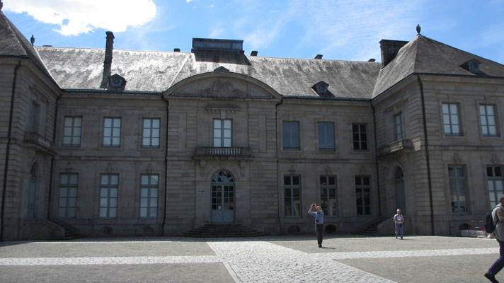 Montag: Limoges, Musee des Beaux Arts