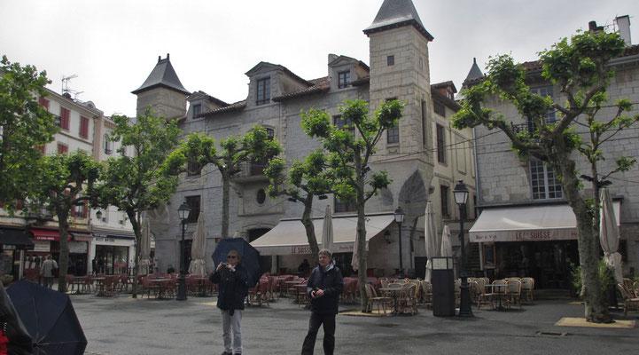 Freitag: St. Jean de Luz, Stadtrundgang (2 von 3)