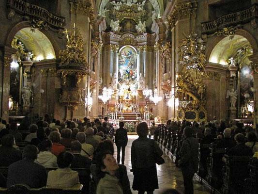 Lange Nacht der Kirche 2009 in St.Peter