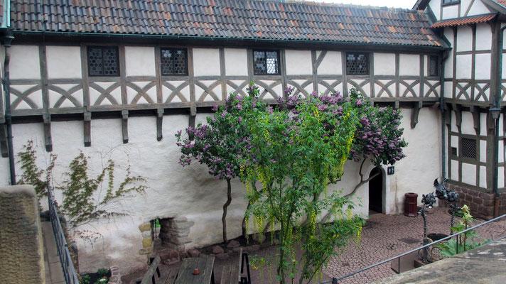 Mittwoch: Führung durch die Wartburg in Eisenach