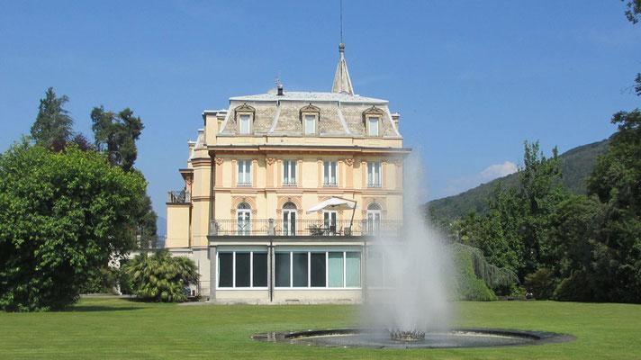 Donnerstag: Villa Taranto bei Pallanzana am Lago Maggiore