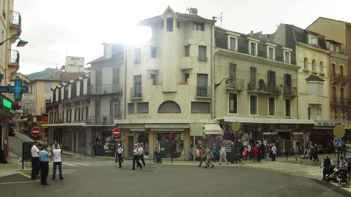 Samstag: Samstag: Lourdes (Ankunft am späten Nachmitteg)