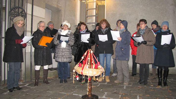 Zweiter Advent Samstag, Veronika Wirth & Freundinnen