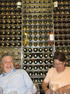 """Mittwoch: Bordeaux, Weinverkostung in der """"Bar a Vin"""" (3 von 3)"""
