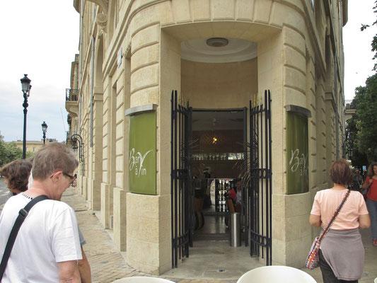 """Mittwoch: Bordeaux, Weinverkostung in der """"Bar a Vin"""" (1 von 3)"""