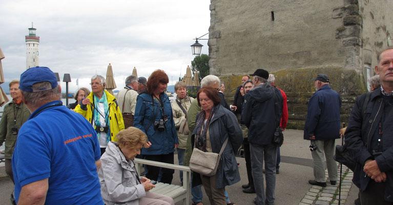 Donnerstag: Spaziergang am Hafen in Lindau (3 von 3)