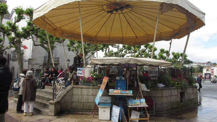 Freitag: St. Jean de Luz, Stadtrundgang (3 von 3)