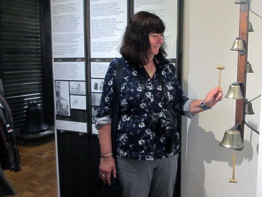 Dienstag: Glockenmuseum in Apolda