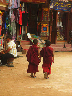 Unterstütztes Projekt Acupuncture Relief Project Nepal Medizinische Erstversorgung Umgebung