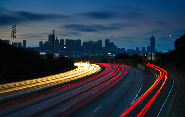 San Francisco Night Rush