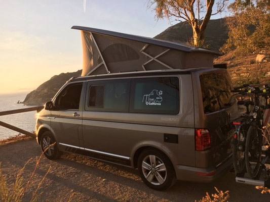 vw t6 california impressionen camper mieten. Black Bedroom Furniture Sets. Home Design Ideas