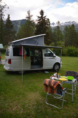 Autocenter Baschnagel Wettingen - VW Campingbus - VW California - Campingferien - VW Bus