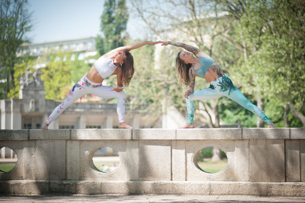 Lucie Beyer http://www.yogamitlucie.de, Jelena https://www.jelenalieberberg.com/
