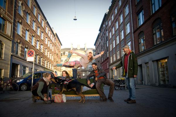 Kopenhagen with friends