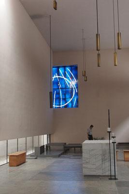 Bozen, Pfarrkirche Mutter Teresa von Kalkutta