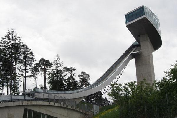 Innsbruck Bergisel-Schanze