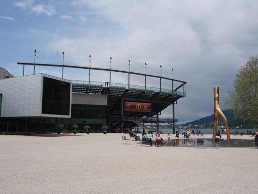 Festspielhaus Brengenz