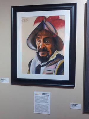 Juan Ponce de Leon portrait