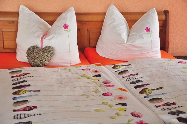 Bella Vista - Schlafzimmer 1 - Ferienwohnung Überlingen am Bodensee