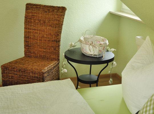 Bella Vista - Schlafzimmer 2 - Ferienwohnung Überlingen am Bodensee