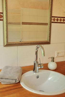 Bella Vista - Badezimmer - Ferienwohnung Überlingen am Bodensee