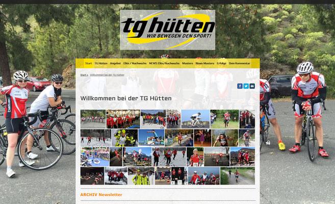 TG Hütten - Wir bewegen den Sport