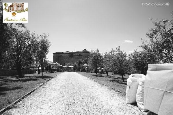 Guazzabuglio Medievale- La Fortezza Alta