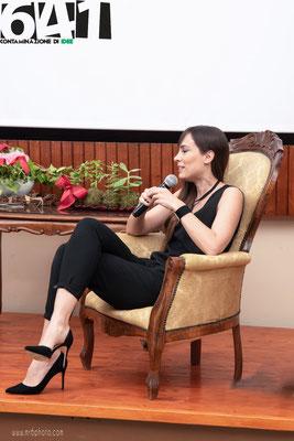 Prendi il tuo futuro...La giornalista Valentina Parasecolo