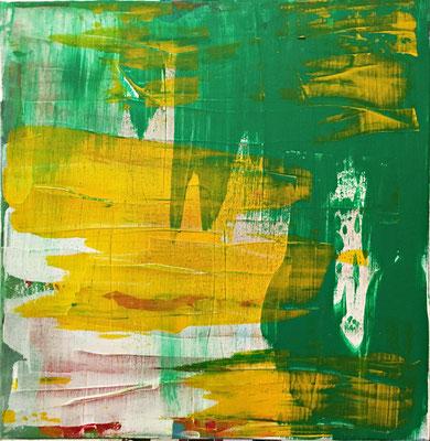 no. 389, canvas 40x40, acryl 2017