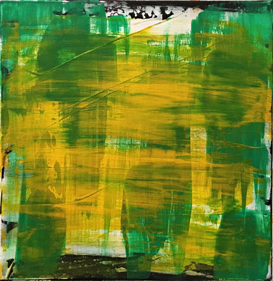 no. 390, canvas 40x40, acryl 2017
