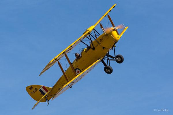 de Havilland D.H.82a (D-EDEM)