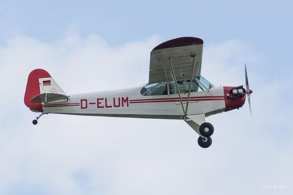 Piper J-3C-65 Cub (D-ELUM)