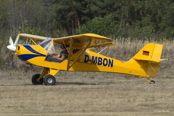 Aeropro Eurofox - D-MBON