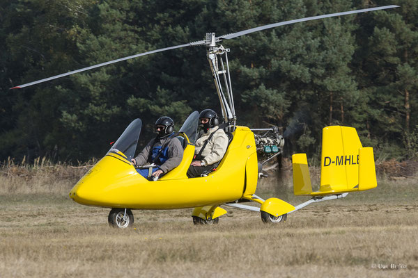 Autogyro MTOsport - D-MHLE