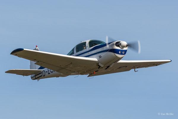 Aero Commander 200D (D-ECDW)
