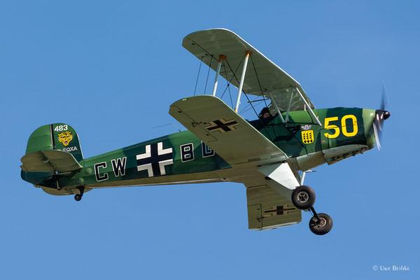 Bücker 131 Jungmann / CASA 1.131 (D-EQXA)