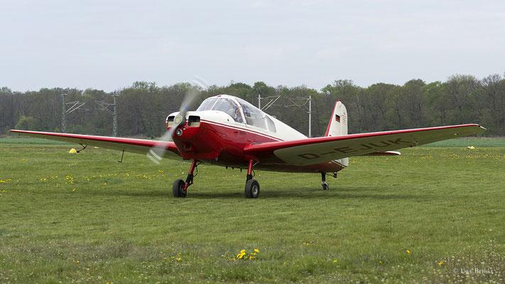 Klemm 107B (D-EJUK)