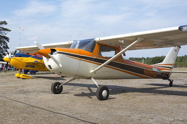 Cessna 150 - N69HG