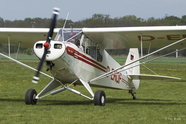 Piper PA-18-95 Super Cub (D-EKQF)