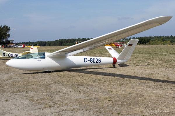 Akaflieg Braunschweig SB 5E - D-8026